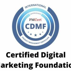 CDMF (Certified Digital Marketing Foundation)