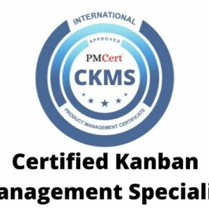 CKMS (Certified Kanban Management Specialist)